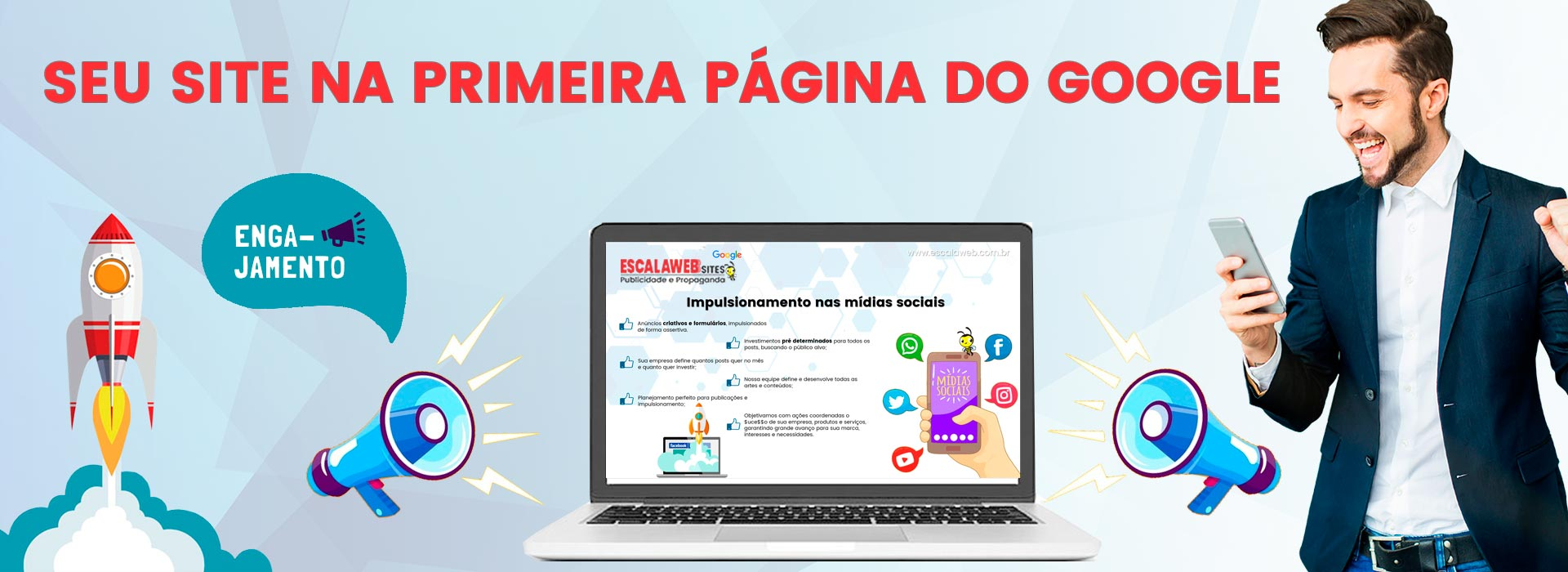 Agência de Marketing Digital em SP